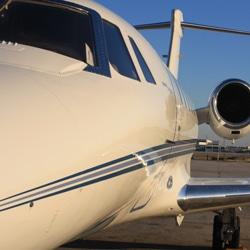 Medical Transport Plane